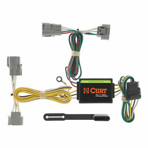 Curt Vehicle To Trailer Wiring Harness 55513 For Toyota T100 Tacoma