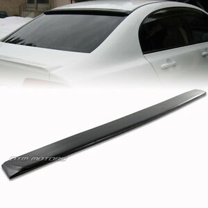 Rear roof spoiler in stock replacement auto auto parts for 2002 honda civic rear window visor