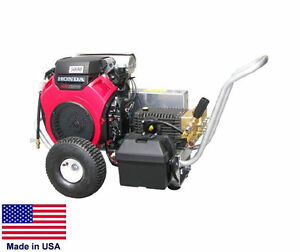 Pressure Washer Commercial Port 4 5 Gpm 6000 Psi Gp Pump 24 Hp Honda