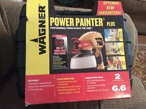 Wagner Power Painter Plus New