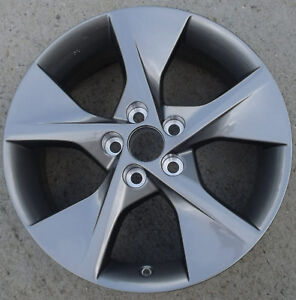 Oem Recon 18 18x7 5 Charcoal Painted Alloy Wheel Rim For 2012 2014 Toyota Camry
