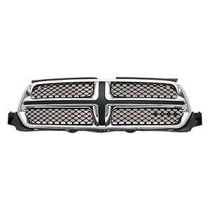 Replacement Front Grille Grille For 2011 2013 Dodge Durango Value