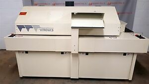 Vitronics Soltec Reflow Oven Lead Free Solder Convection Isotherm 5006