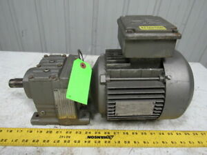 Sew eurodrive R37dt90l4 Electric Helical Gear Motor 4 05 Ratio 1720rpm