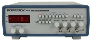 New Bk 4011a 5 Mhz Function Generator Us Authorized Dealer