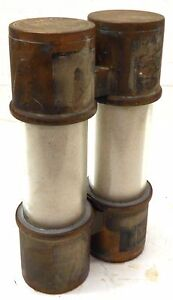 General Electric Current Limiting Fuse 6193418g 21 Type Ej 2 2500 Volts