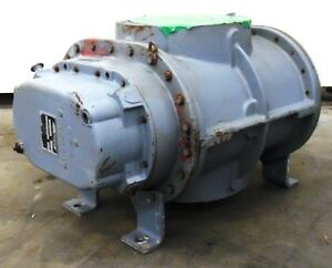 Sutorbilt Positive Displacement Blower vacuum Pump 8l Gahldpa