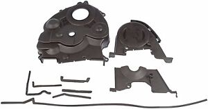 For Honda Prelude Accord Plastic Engine Timing Cover Dorman 635 600