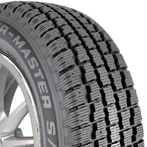 2 New 215 75 15 Cooper Weather Master S T 2 Winter Snow 75r R15 Tires