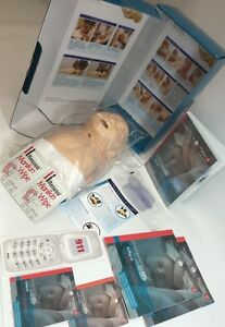 Infant Cpr Anytime Personal Learning Program And Dvd Light Skin Nib