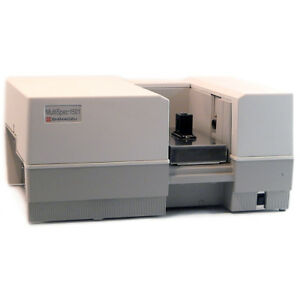 Shimadzu Photodiode Array Spectrophotometer Multipec 1501