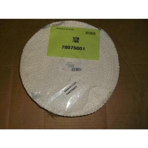 Midwest Materials Gl08 2 70075001 Rope Tape 2 Wide X 1 8 thick 100 Roll