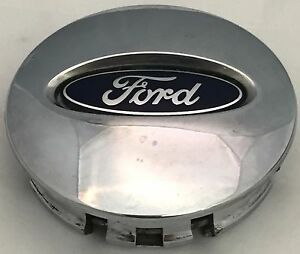 1 Used 2008 15 Ford Explorer Edge Flex F 150 Chrome Oem Wheel Hub Center Cap