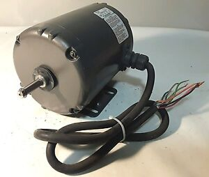 Baldor Reliance Refrigeration Condenser Coil Motor 040 00152m Air Conditioner
