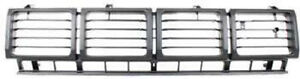 Black Grille To1200143 For 1980 1981 Toyota Pickup