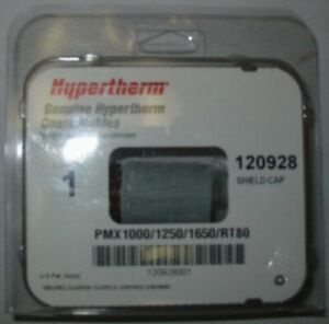 Hypertherm 120928 Shield Cap For Pmx1000 1250 1650 Qty1