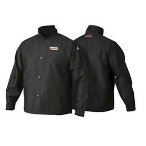 Lincoln Electric Fr Cloth Welding Jacket K2985 L Xl 2x