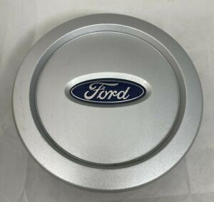 2003 2006 Ford Expedition Hub Wheel Center Cap Silver Silver 4l14 1a096 Cb