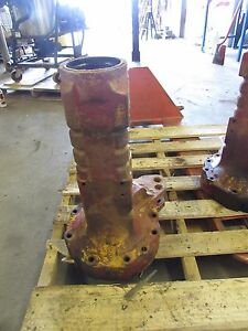 International 574 Tractor Right Rear Axle Housing