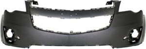 Primed Front Bumper Cover Replacement For 2010 2015 Chevrolet Equinox