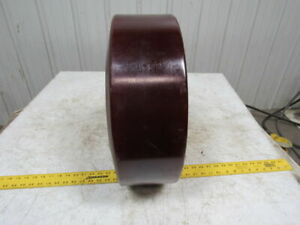18 X 7 X 5 3 4 Smooth Polyurethane Press On Forklift Tire Wheel