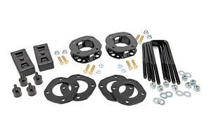 Rough Country 2 5 3 Leveling Lift Kit For Toyota 07 18 Tundra 2wd