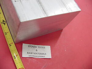 3 X 6 Aluminum 6061 Flat Bar 14 Long Solid T6511 3 00 Plate Mill Stock
