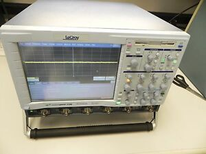 Lecroy Wavepro 7100 Oscilloscope 4 channel 1 Ghz With Xl ddm2 xmap