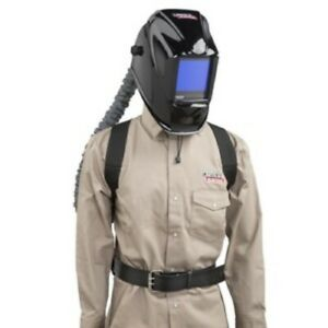 Lincoln Viking 3350 Papr Powered Air Purifying Respirator Welding Helmet K3930 1