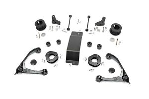 Rough Country 3 5 Lift Kit 2007 2013 4wd Chevrolet Avalanche 1500 206