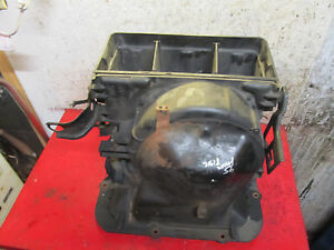94 96 97 95 Toyota Previa Heater Blower Motor Resistor Intake Duct Assembly