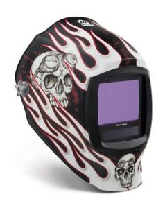 Miller Digital Infinity Adf Helmet 13 4sq In Viewable Departed 271332