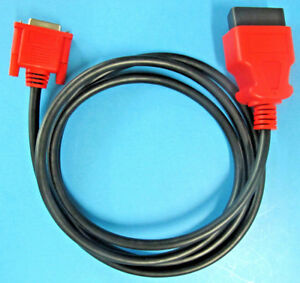 Obdii Obd2 Main Cable Compatible With Autel Maxisys Pro Ms908p J2534 Scan Module