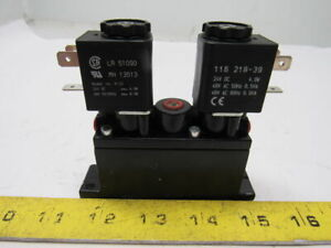 Aro Ingersoll Rand A249ss 120 a g Pneumatic Solenoid Valve 4 way 2 Position