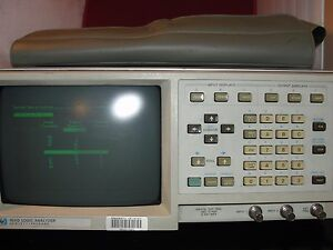 Hp Hewlett Packard 1631d Logic Analyzer W Probes