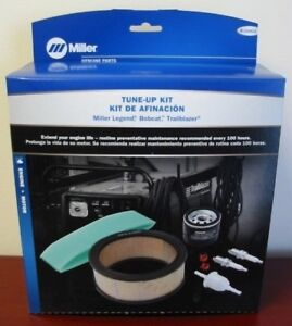 Miller Genuine Tune up Kit For Legend Bobcat Trailblazer 230015