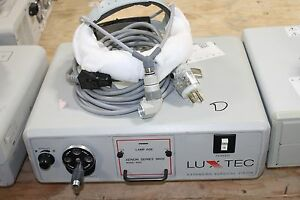 Luxtec Surgical 9300 Xenon Light Source D