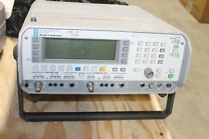 Wandel Goltermann Psm 37 Selective Level Meter 50hz 8mhz