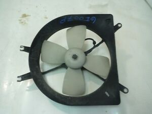 1999 Honda Civic Lx 4dr A T Radiator Fan Assembly Oem 1996 1997 1998 2000