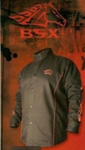 Revco Bsx Stryker Fr Jacket Black Bx9c