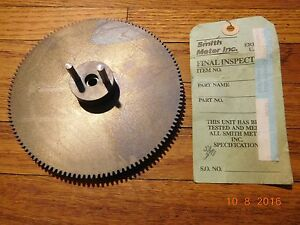 A o Smith Meter 504194 001 Calibrator Drive Gear Barrels Standard And All Iron