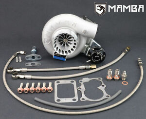Mamba Gtx Billet Bolt on Turbo Kit Suit Nissan Td42 Safari Patrol Td05h 18g 8cm