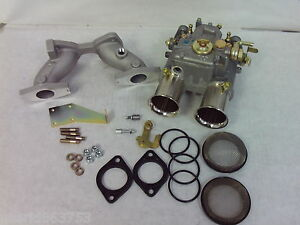 Mgb Weber Carburetor Conversion Genuine Weber 45 Dcoe Carburetor