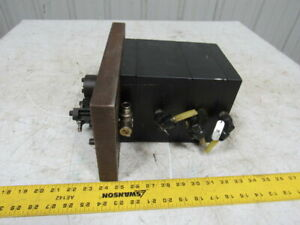 Cincinnati Milacron Sabre 1000 Tool Knockout Air Cylinder Actuator Assembly