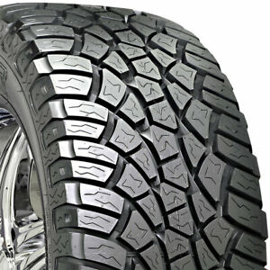 2 New 255 55 19 Cooper Zeon Ltz 55r R19 Tires