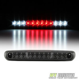 2007 2013 Chevy Silverado 1500 Gmc Sierra Led 3rd Brake Light Cargo Tail Lamp