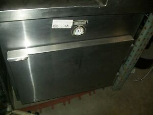 Sandwich Prep Table S steel Inside Out 115v h duty nice Free Shipping