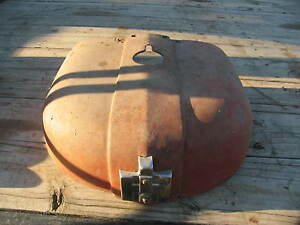 International Ih Farmall Tractor Nose Front 400 450