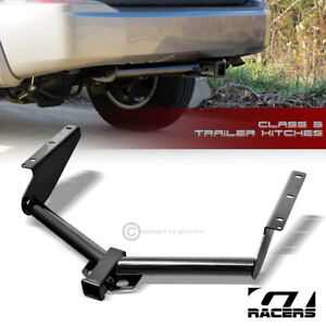 Class 3 Trailer Hitch Receiver Rear Bumper Towing 2 For 2008 2012 Jeep Liber