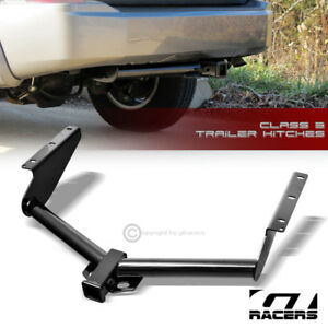 Class 3 Trailer Hitch Receiver Rear Bumper Towing 2 For 2008 2012 Jeep Liberty
